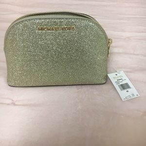 Michael Kors hand bag / travel pouch